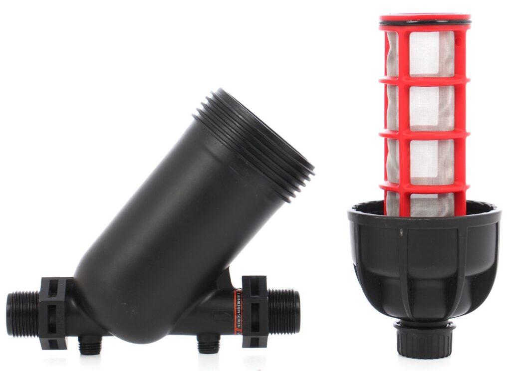 Sistem de irigare prin picurare - filtru apa
